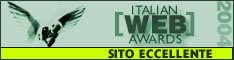 Mario Rossi Network - Sito Eccellente all'Italian Web Awards 2004